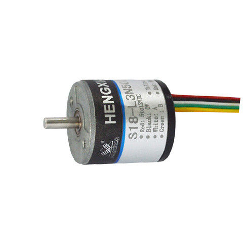 Miniature Optical Rotary Encoder 200 Resolution For Subminiature Motor