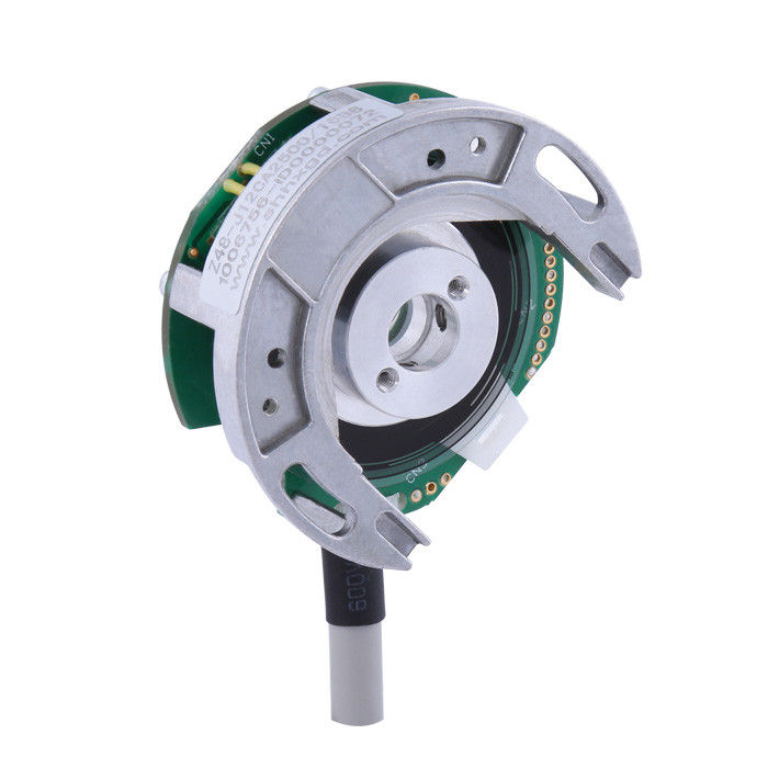 Incremental Type Rotary Encoder Module External Dimension 48mm 1024 Pules For Motor